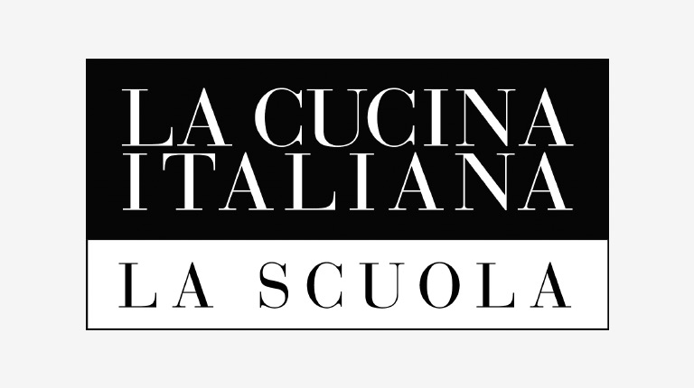 "From January 2016 a new partnership with ""La Scuola de La Cucina Italiana"""
