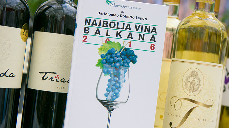 Best Balkans Wines: Esperienze protagonists of the Guide presented at Expo