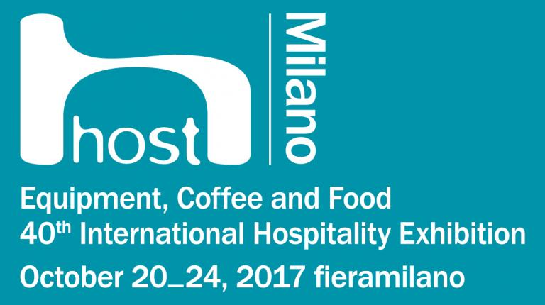 HOST 2017: we look forward to seeing you in Milan from 20 - 24 October