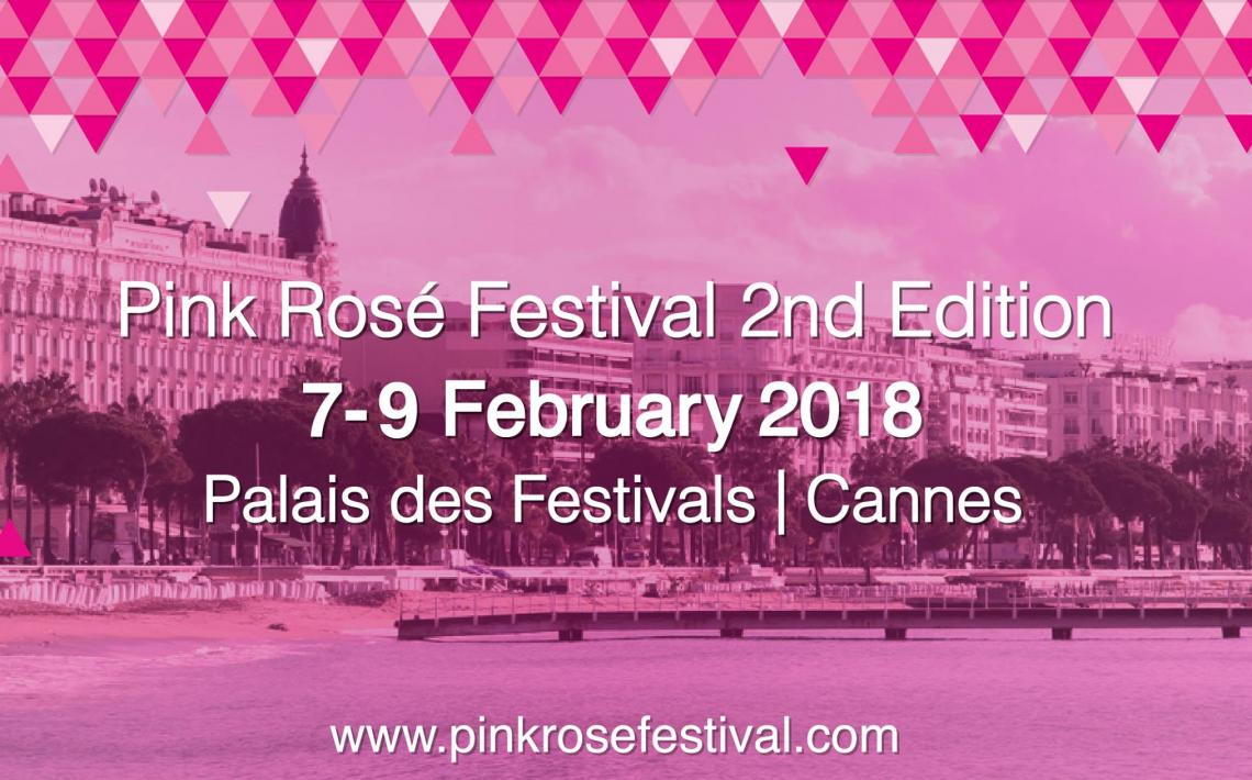 Zafferano to be a partner at the Pink Rosé Festival, Cannes, from 7 to 9 February