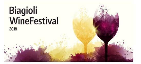 At the Biagioli Wine Festival, in the heart of wine-producing area of the Marche region