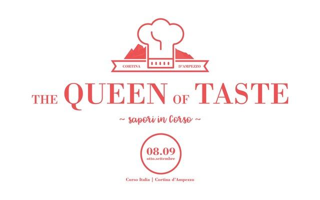 A Cortina sabato 8 settembre, partner di The Queen of Taste