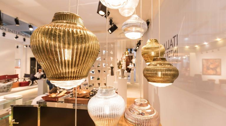 Downtown Design in Dubai, an exclusive showcase for the Italian Luxury Interiors