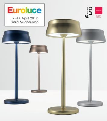 Zafferano @ Euroluce - Milan Design Week 9-14 April 2019