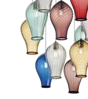 Zafferano Bespoke Glass Lighting: a focus on customisation is at the heart of our research