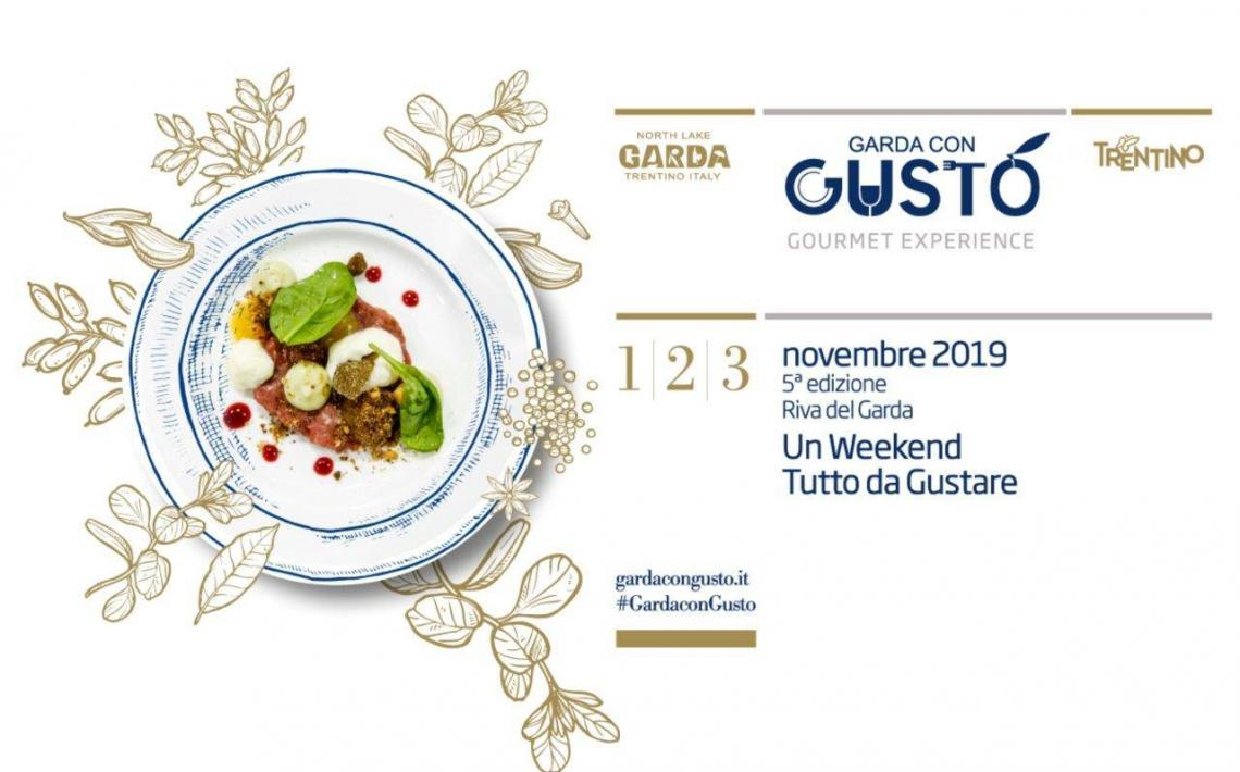 "Zafferano is the Tableware Partner of ""Garda con Gusto – Gourmet Experience"" in Riva del Garda, from 1 - 3 November"