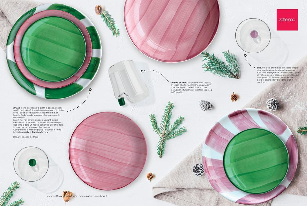 Our inspirational solutions for the festive dining table