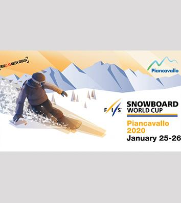 Sponsorship FIS Snowboard Worldcup in Piancavallo, Italy