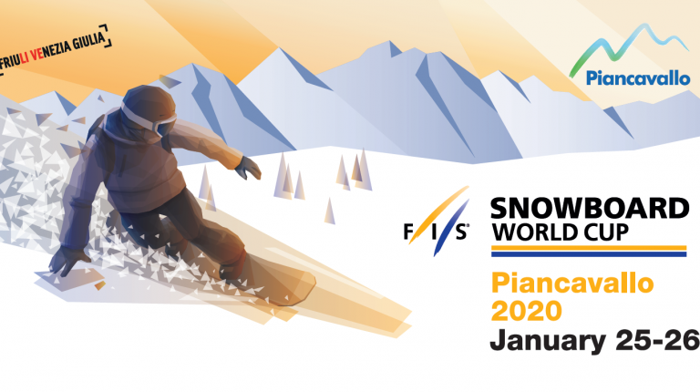 FIS Snowboarding World Cup in Piancavallo, Italy