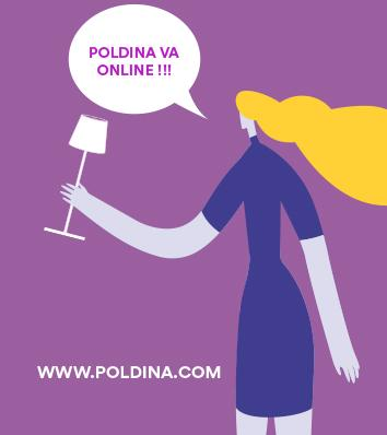 POLDINA.COM is now online!