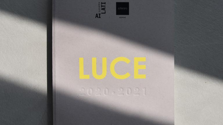 LUCE 2020-2021: THE NEW AILATI AND ZAFFERANO BESPOKE CATALOGUE