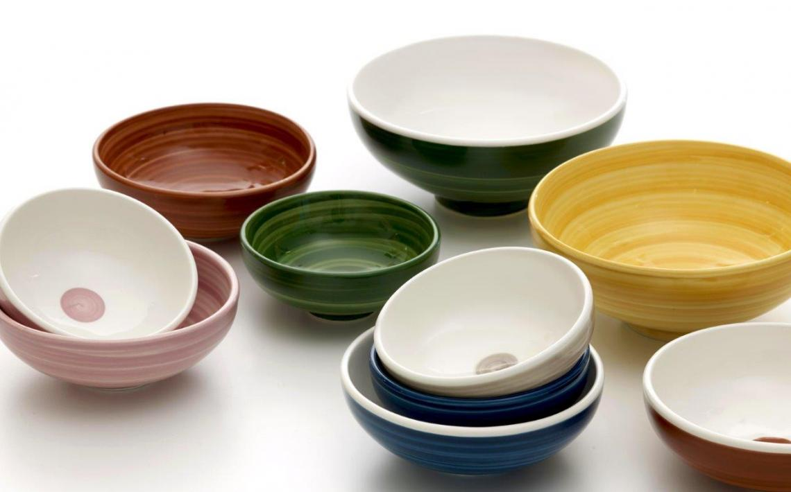 Pàtera: a new stoneware collection designed by Federico de Majo and made in Italy