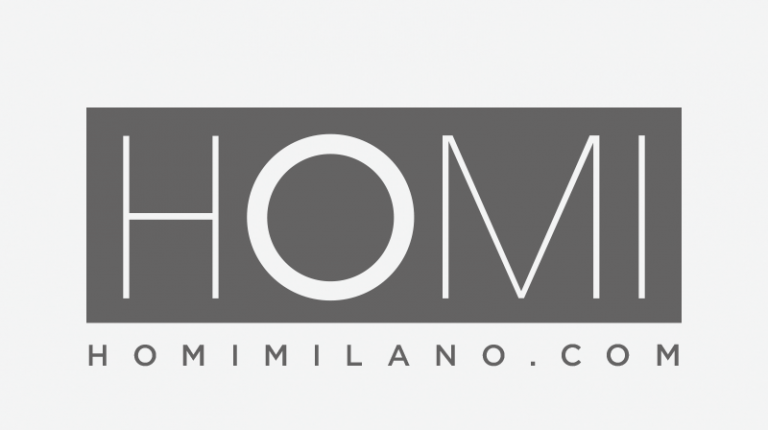 See you at HOMI Milano, from 14 to 17 September 2018