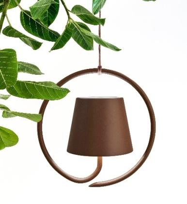 The Poldina lamp, always by your side