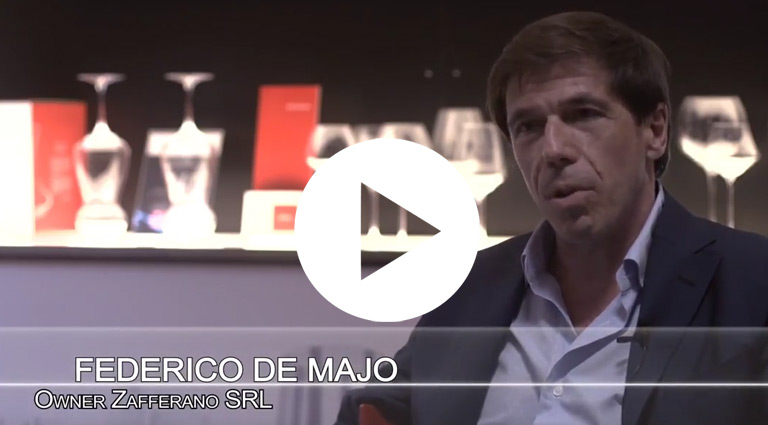 Video intervista (MACEF) a Federico de Majo